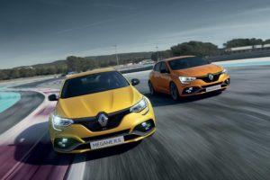 Noul Renault Megane R.S.