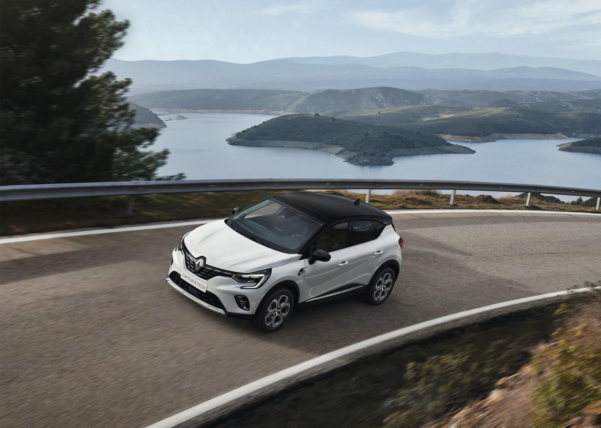 Noul Renault CAPTUR E-TECH Plug-in Hybrid